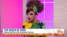 Queen of Drag Bianca Del Rio on Sunrise