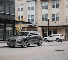 2020 BMW X1 vs. 2019 Audi Q3 in Photos