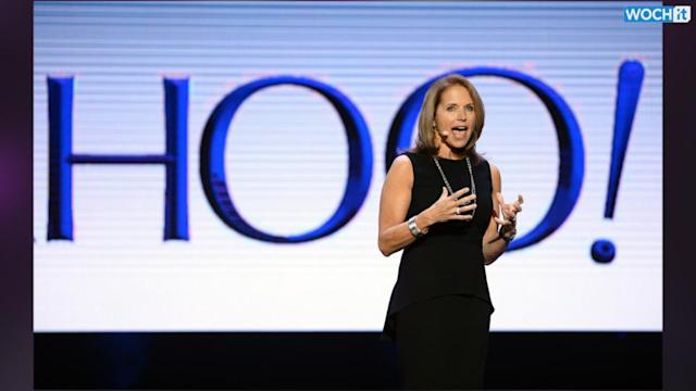 Katie Couric On Her Yahoo Series: 'Not Going To Go For Gimmicks'