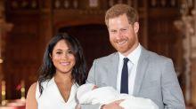 Baby Sussex: So süß ist Archie Harrison Mountbatten-Windsor