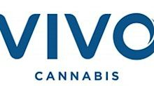 VIVO Announces Trading Date for TSX Graduation and Provides Cannabis 2.0 Update