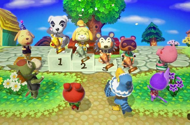 'Animal Crossing' and 'Fire Emblem' mobile apps delayed to 2017