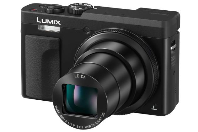 Panasonic's latest super-zoom camera also shoots selfies