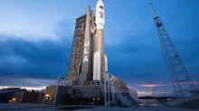 ULA's first Vulcan rocket launch will be an Astrobotic moon landing