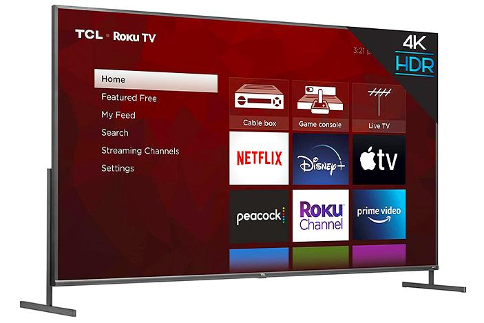 TCL's $1,600 85-inch 4K TV is now available