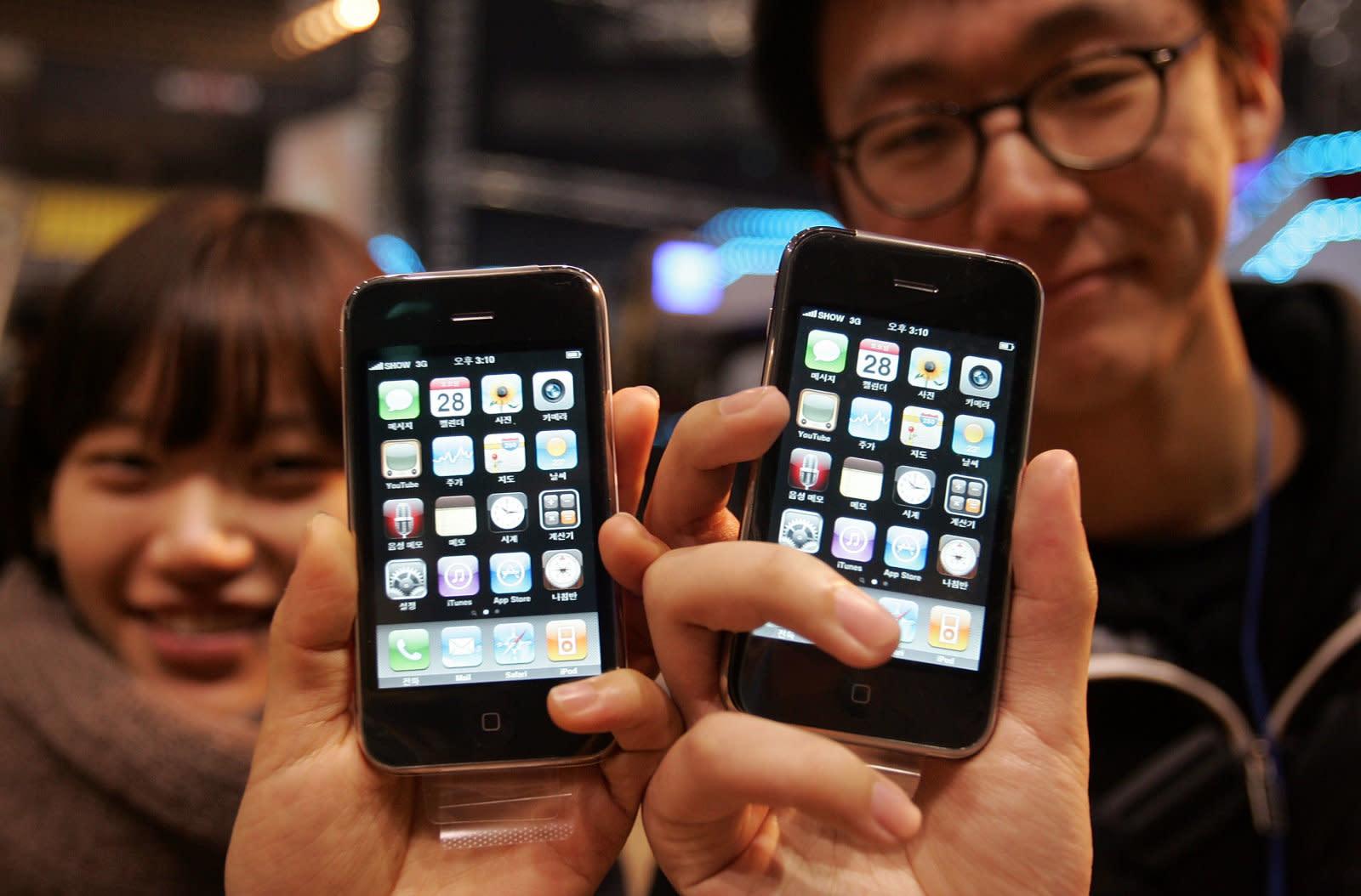 韓国MVNO、9年前のiPhone 3GS(新品)を販売開始。同梱品全アリで約4500円 - Engadget 日本版