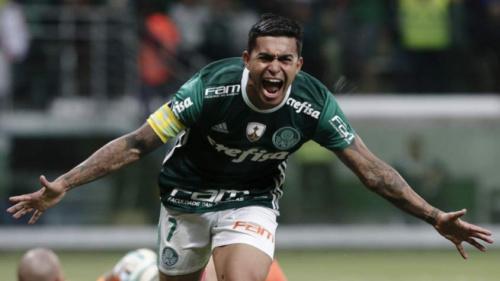 Embalado, Dudu busca a artilharia do Palmeiras no ano diante da Ponte