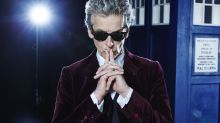 Peter Capaldi tries to shake off his nerdy Doctor Who superfan image