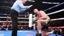 'Look at him!' Wilder fumes over ref error in heavyweight epic