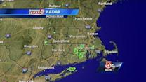 Cindy's Monday afternoon Boston-area forecast