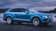 Bentley to offer Bentayga SUV with seven-seat option