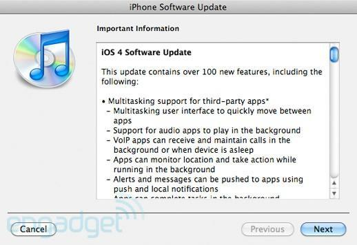 Poll: is iOS 4 causing you grief?