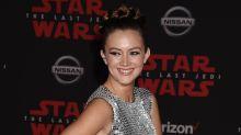 """""""Star Wars: Die letzten Jedi""""-Premiere: Billie Lourd zollt Mutter Carrie Fisher Tribut"""