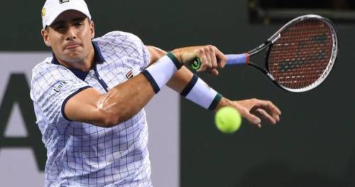 Roland-Garros (H) - Roland-Garros : John Isner au rendez-vous face à Jordan Thompson