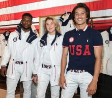 'It's impossible to get any whiter than that': Team USA Olympic uniforms mocked online