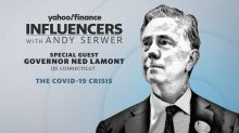 Connecticut Governor Ned Lamont joins Influencers with Andy Serwer