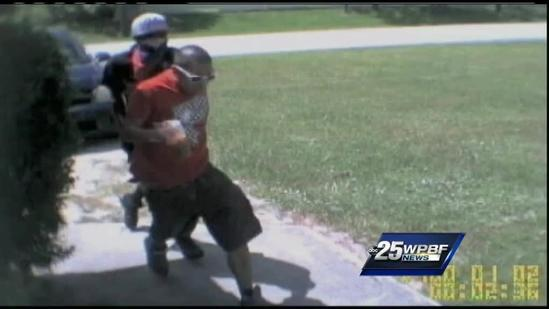 Suspects in home invasion arrested
