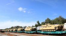 Hunderte US-Soldaten für Militärmanöver in Litauen eingetroffen