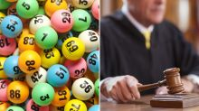 Lotto winner ordered to share $80m winnings with ex-wife