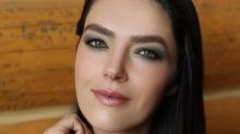 Former 'Top Model' and reality star Adrianne Curry admits she's 'uncomfortable' with her body after breast-implant removal