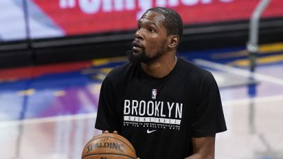 Durant: It's now about titles anymore
