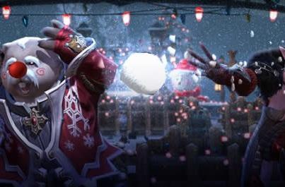 TERA starts snowball war and prepares to invade China