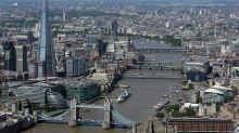London named 'best perceived city' in the world ahead of New York and Paris