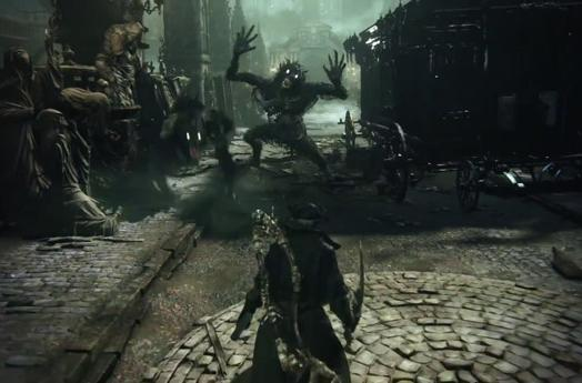 First Bloodborne alpha invites roll out to Europe