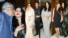 Sridevi's birthday party included Bollywood's biggest heroines