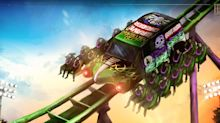 With circus elephants a thing of the past, Feld looks to break into the theme park biz with Monster Jam roller-coaster