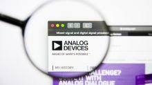 Analog Devices (ADI) Q1 Earnings Beat, Revenues Down Y/Y