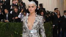 How Cara Delevingne deals with questions about her sexuality