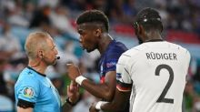 Paul Pogba full of bite and craft even after Antonio Rüdiger tries a nibble