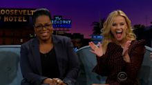 Oprah Winfrey and Reese Witherspoon show what true friendship is by mocking each other
