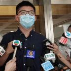 Hong Kong activist Joshua Wong files court challenge to 2019 poll disqualification
