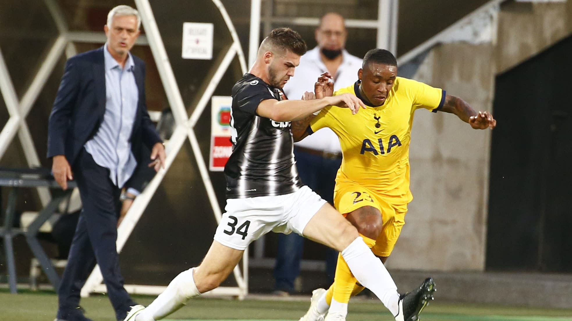 Jose Mourinho faith in Tanguy Ndombele restored after rescue act in Bulgaria