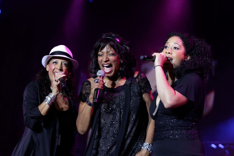 Sister Sledge singer to donate 'We Are Family' cover proceeds to WHO