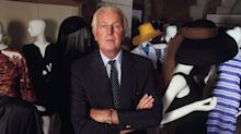 Fashion designer Hubert de Givenchy has died aged 91