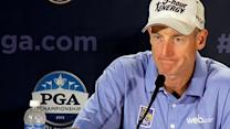 Interview: Jim Furyk comes up short on Sunday