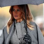 Melania Trump Reportedly Involved in White House Firing