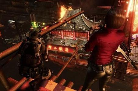 Resident Evil 6 gets a free PC benchmark test