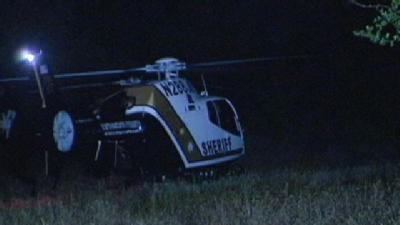 Sheriff's Helicopter Makes Precautionary Landing
