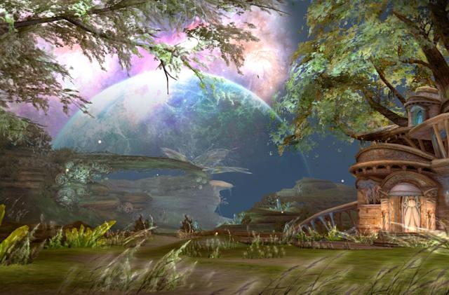 NCsoft launches Lineage II's Ertheia expansion today