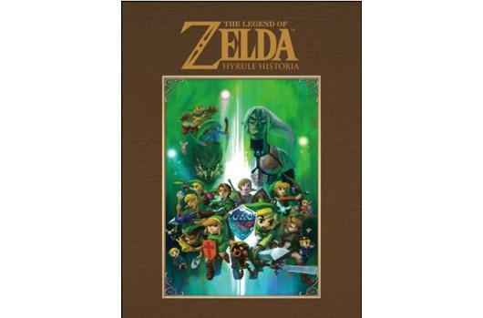 Zelda's Hyrule Historia gets limited edition and a trailer