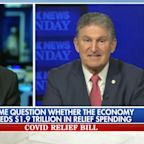 Chris Wallace Asks Joe Manchin If He's 'Enjoying' His Power 'A Little Too Much'