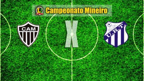 Com Victor de volta, Atlético-MG recebe URT em semifinal mineira