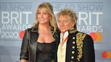 Rod Stewart shows support for NHS from self-isolation in Florida