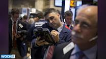 US Stocks Rise On Strong Earnings Reports