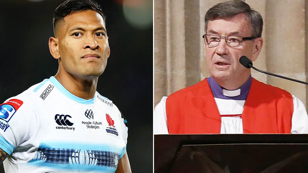 'Ugly Australia': Archbishop lets loose in fiery Israel Folau statement