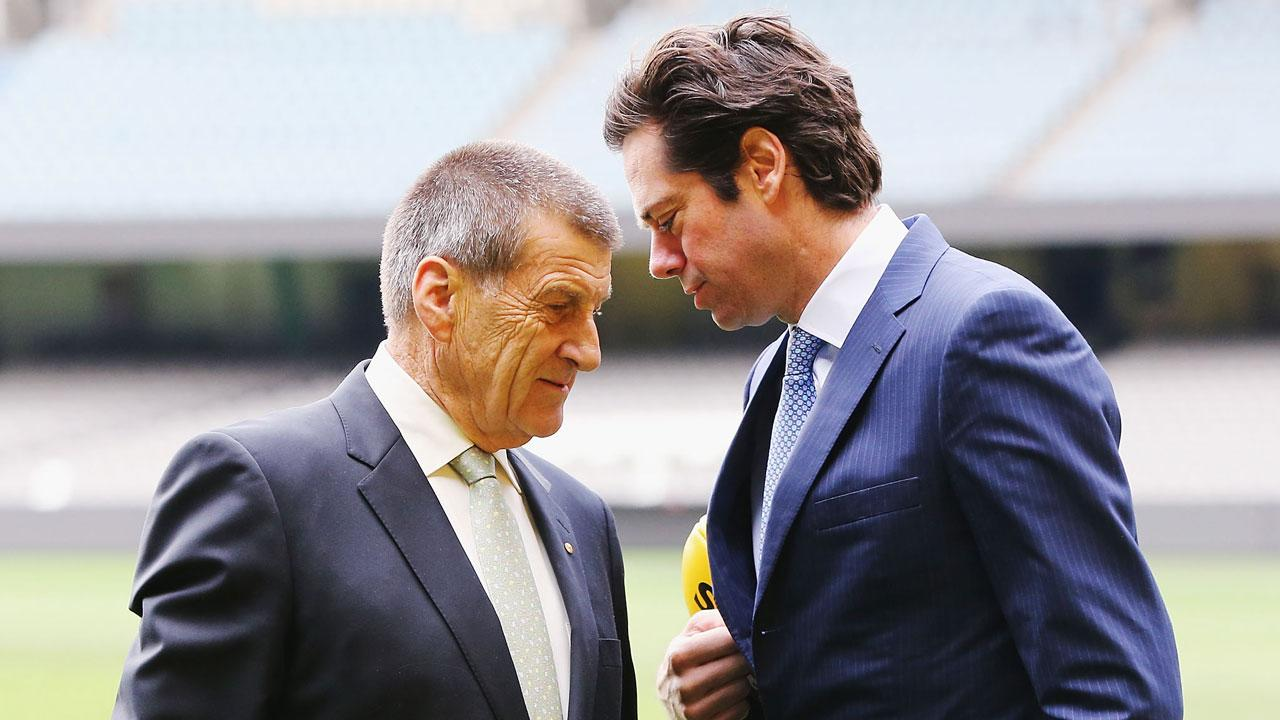 AFL won't punish Jeff Kennett over 'new arrivals' remarks